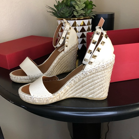 Valentino Shoes - Authentic Valentino wedges.